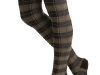 Launch Plaid Tights modcloth